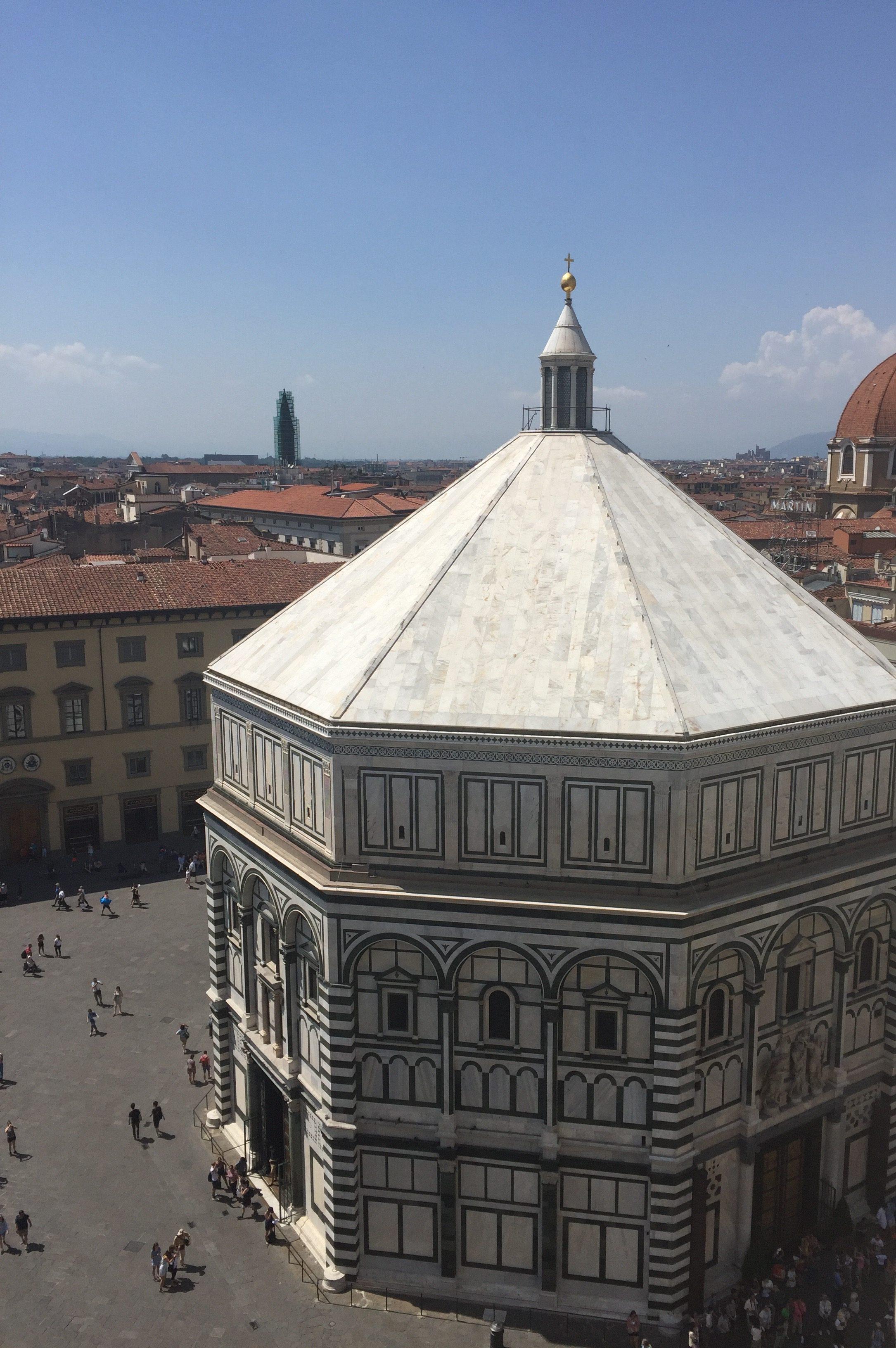 Florencja Baptysterium