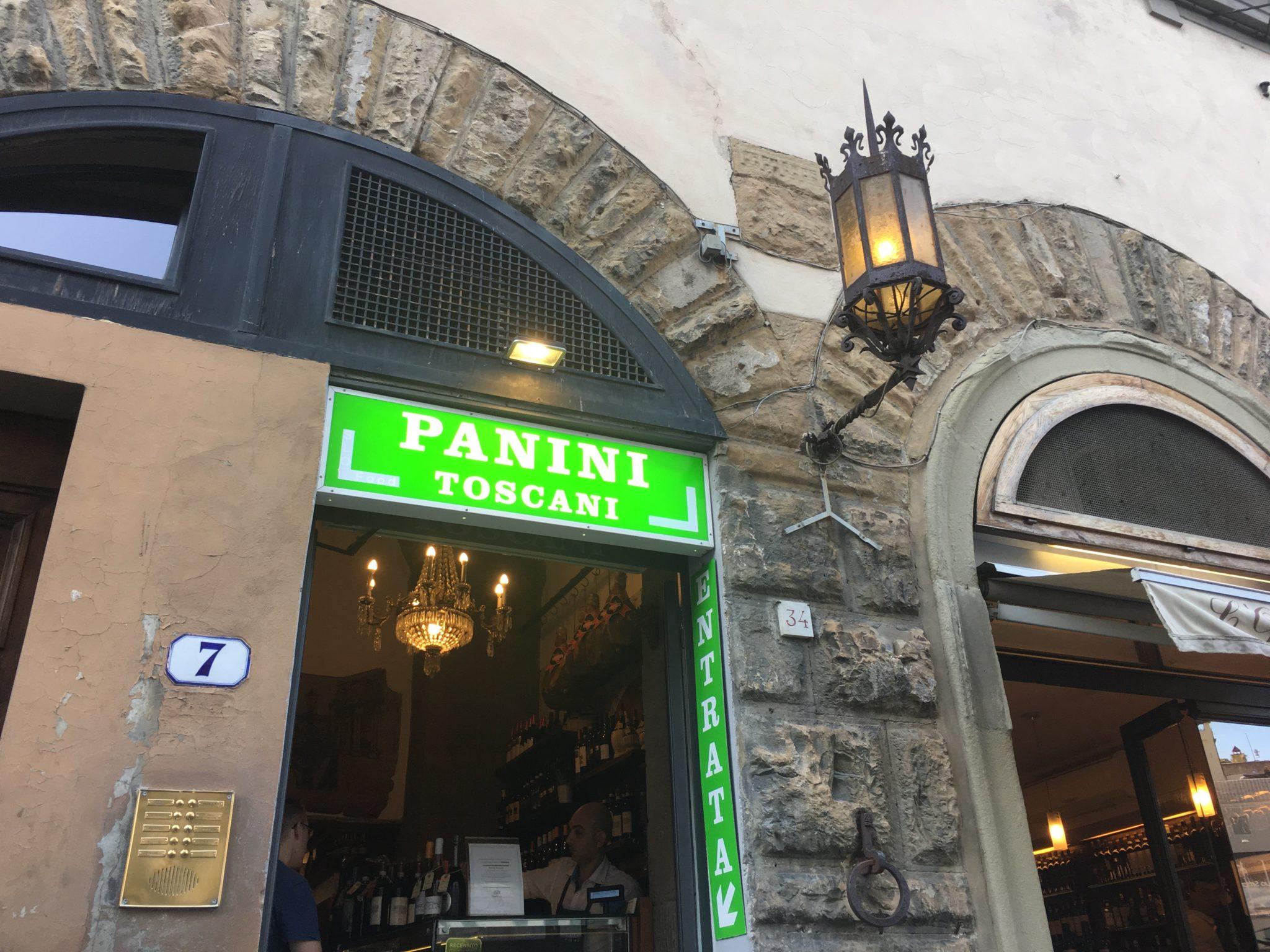 Panini Toscani