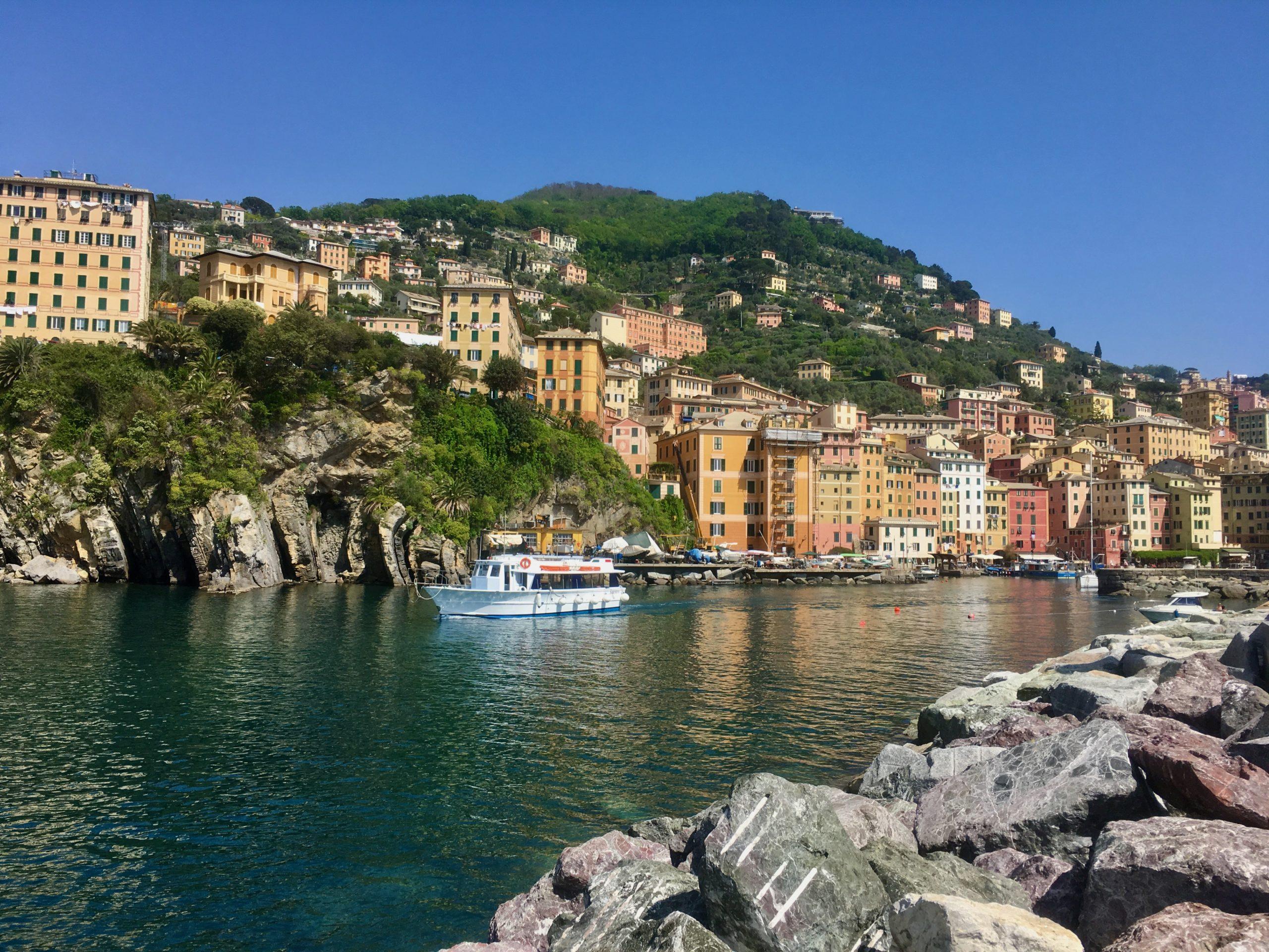 Liguria ciekawe miejsca