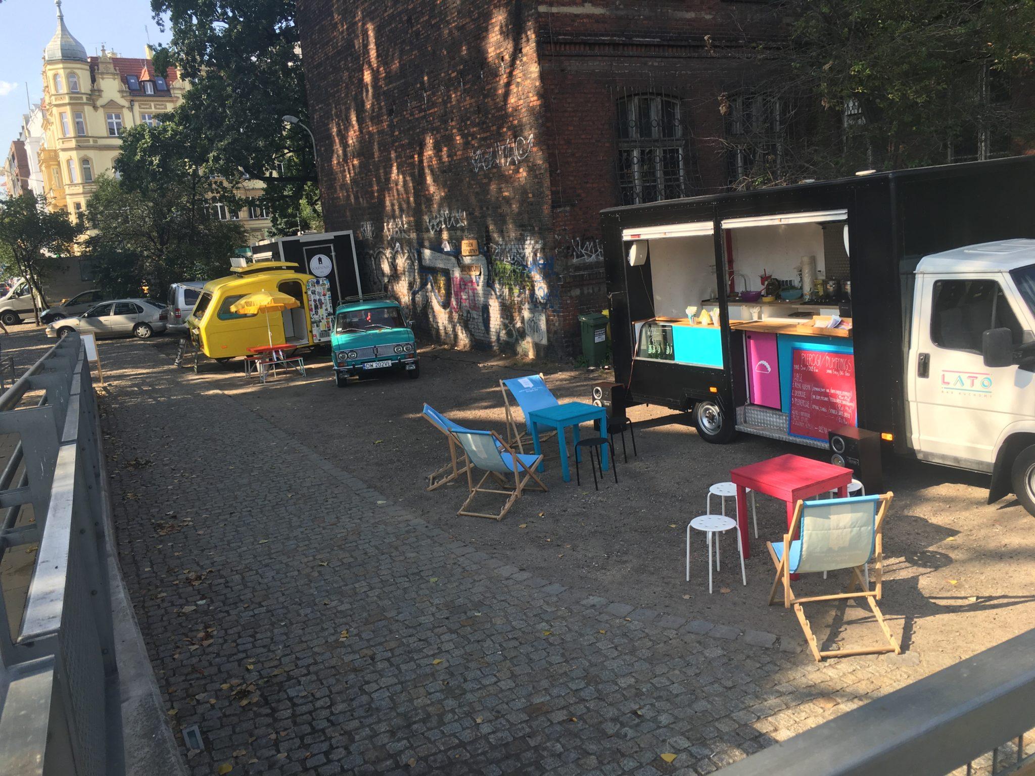 Food Truck - Wrocław