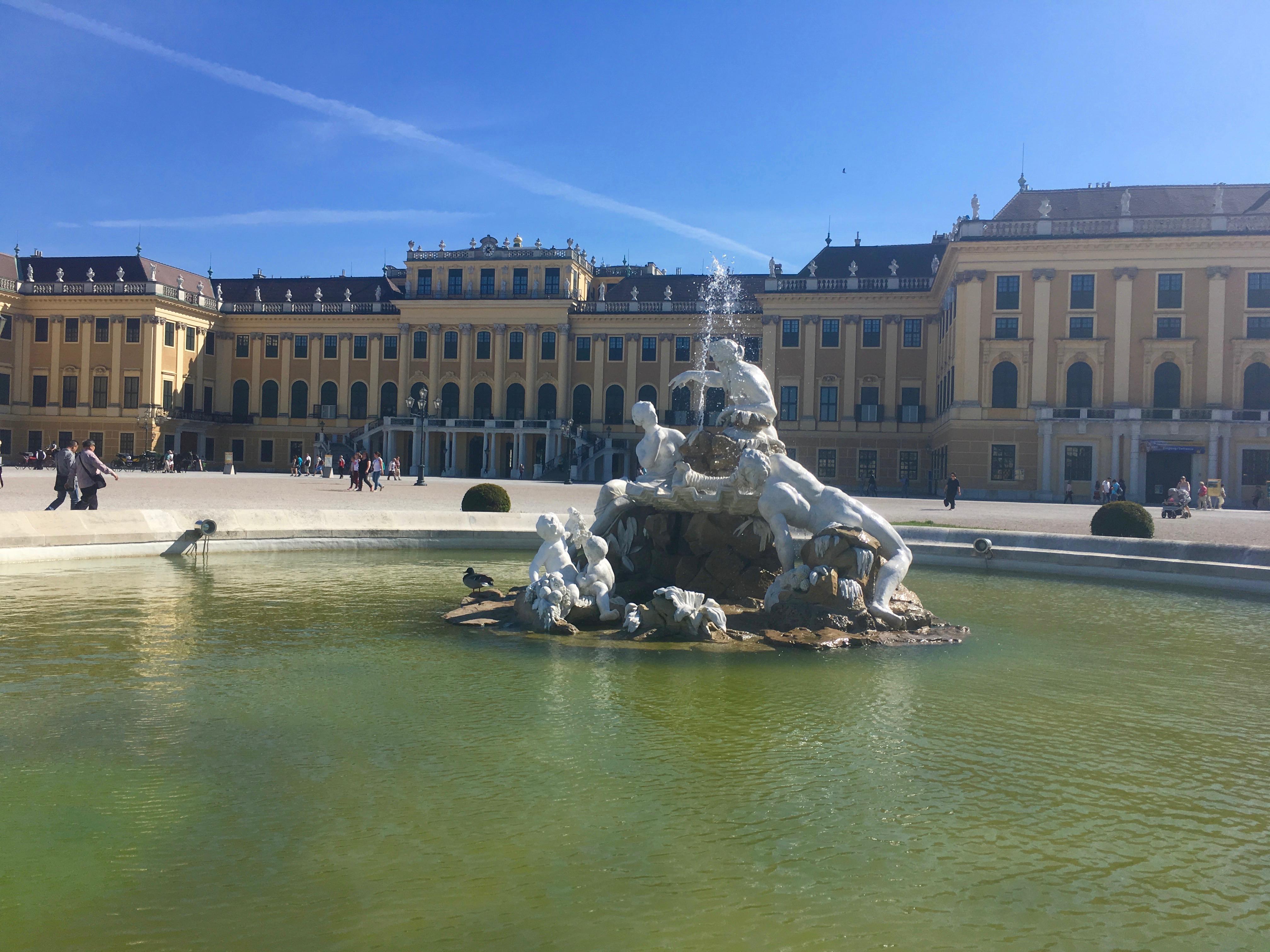 Pałac Schonbrunn