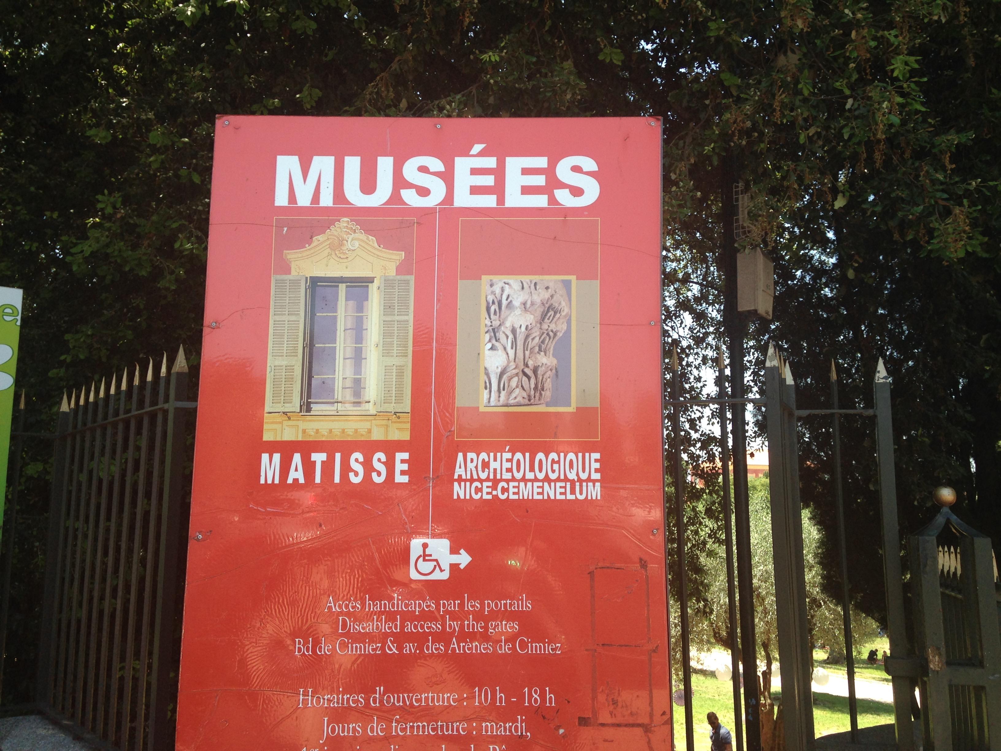 muzeum Matisse'a