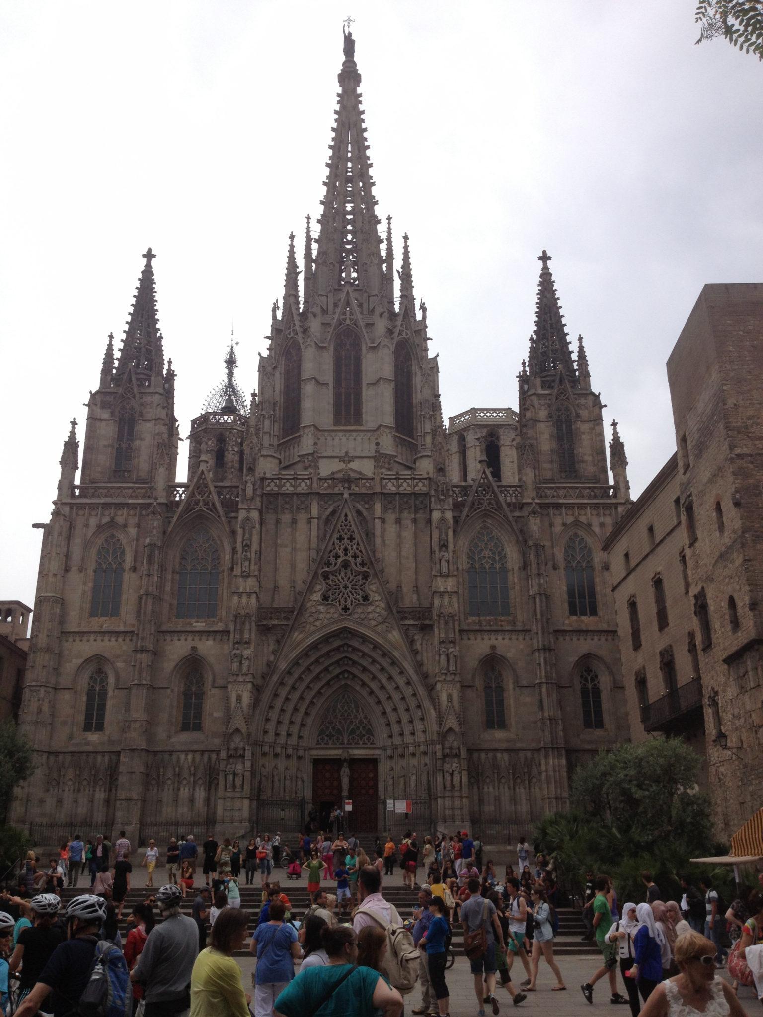 Katedra Barcelony