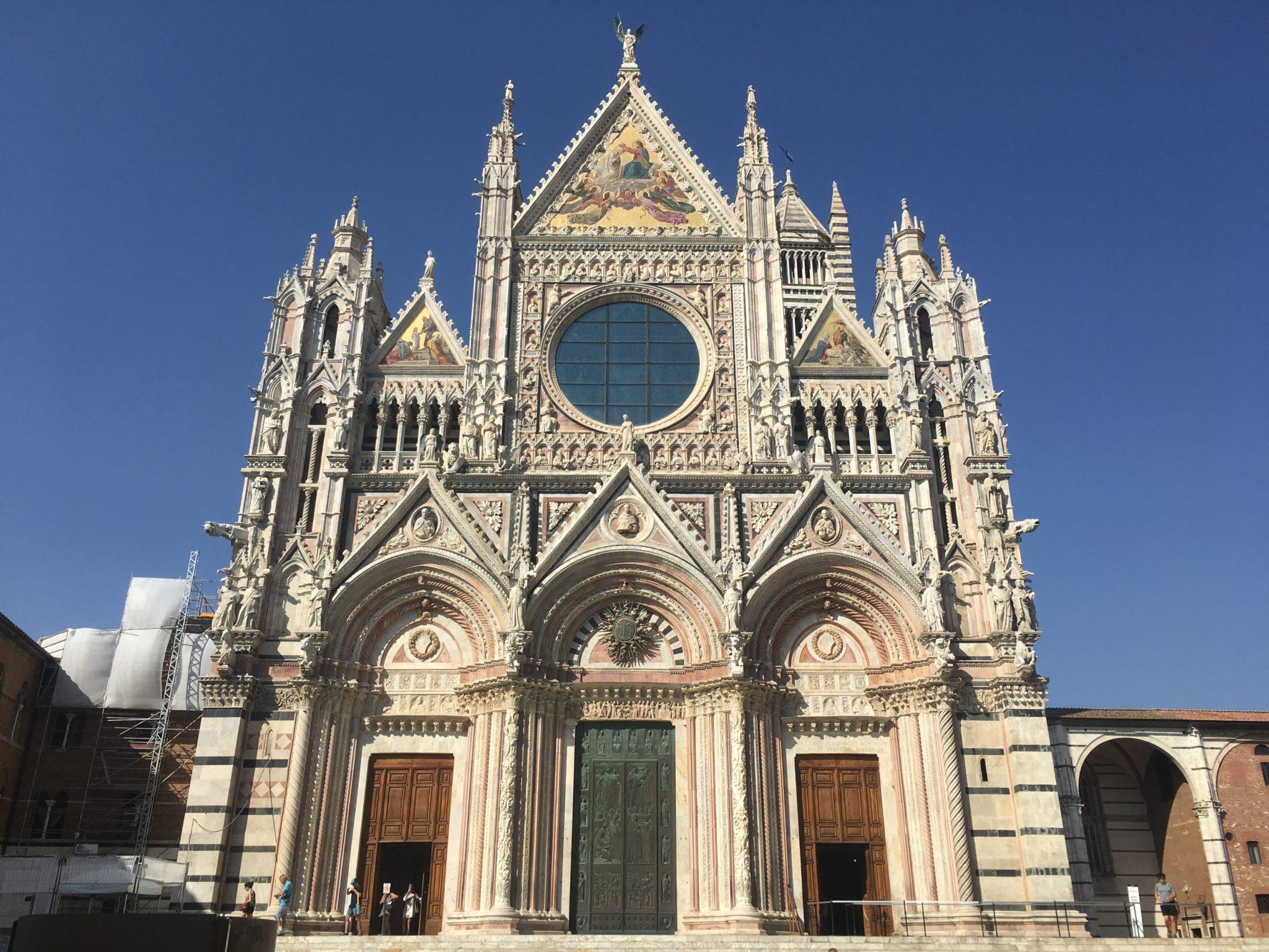 Katedra Duomo Siena