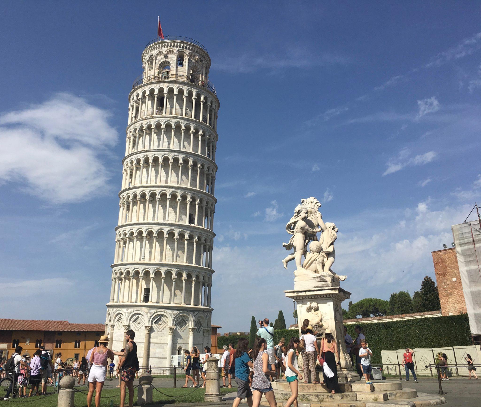 Piza Krzywa Wieża