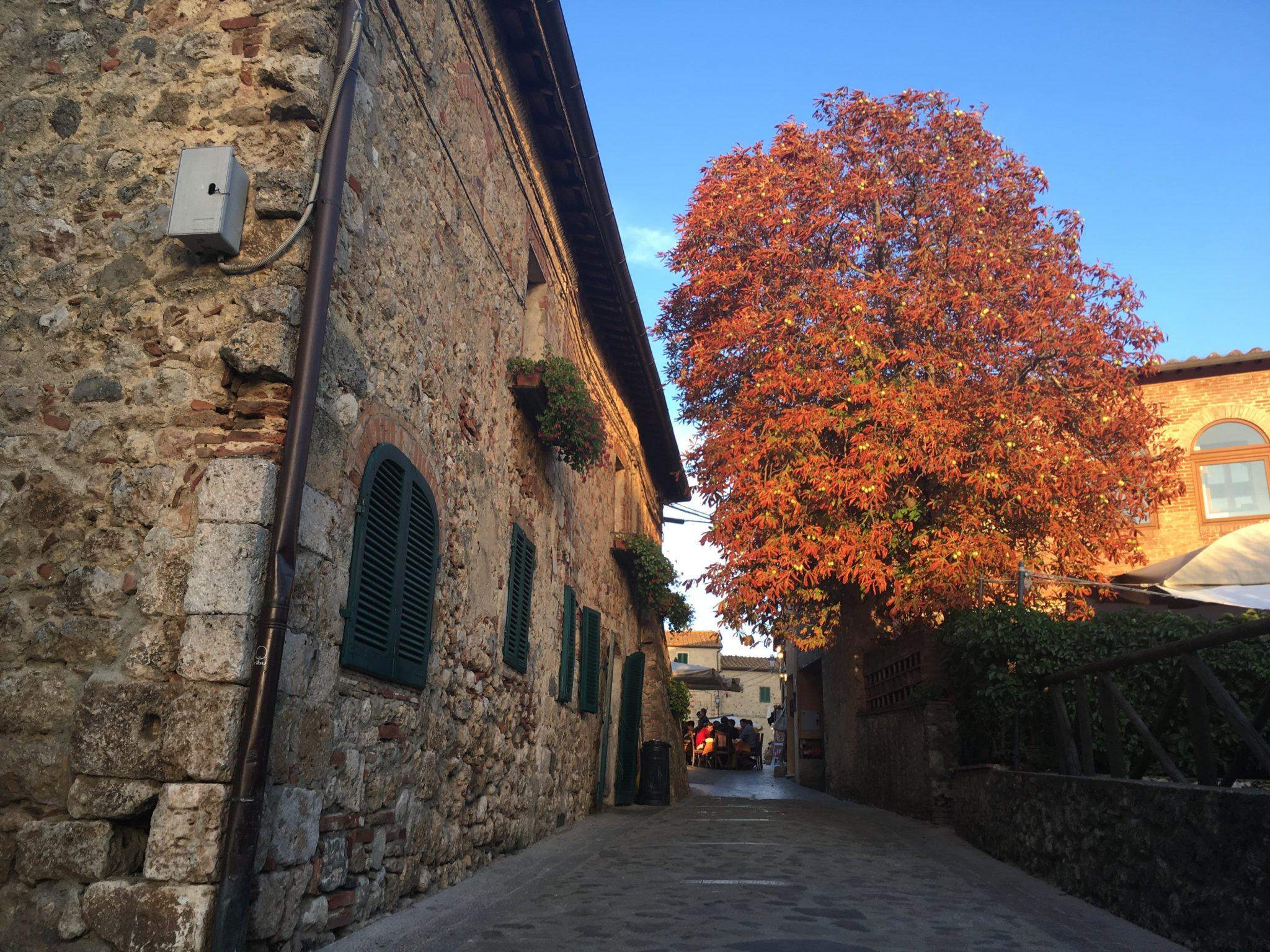 Monterrigioni