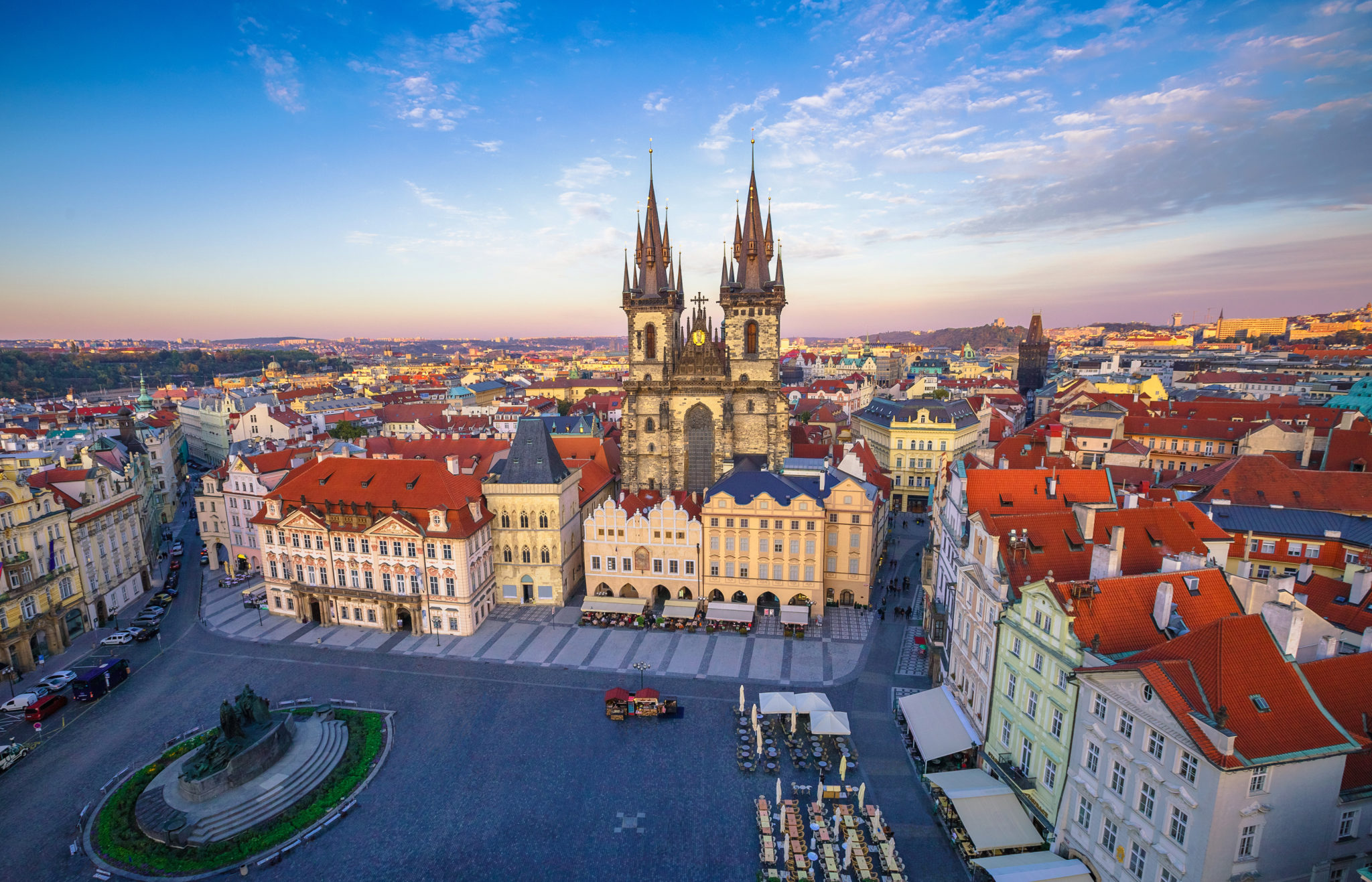 Praga Stary Rynek