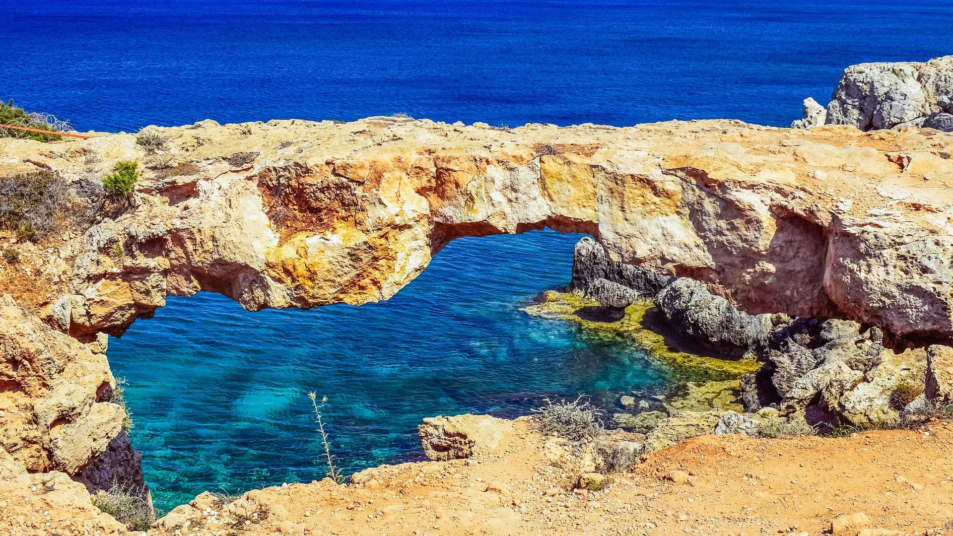 Cypr - miejsca w europie gdzie jest ciepło w zimie