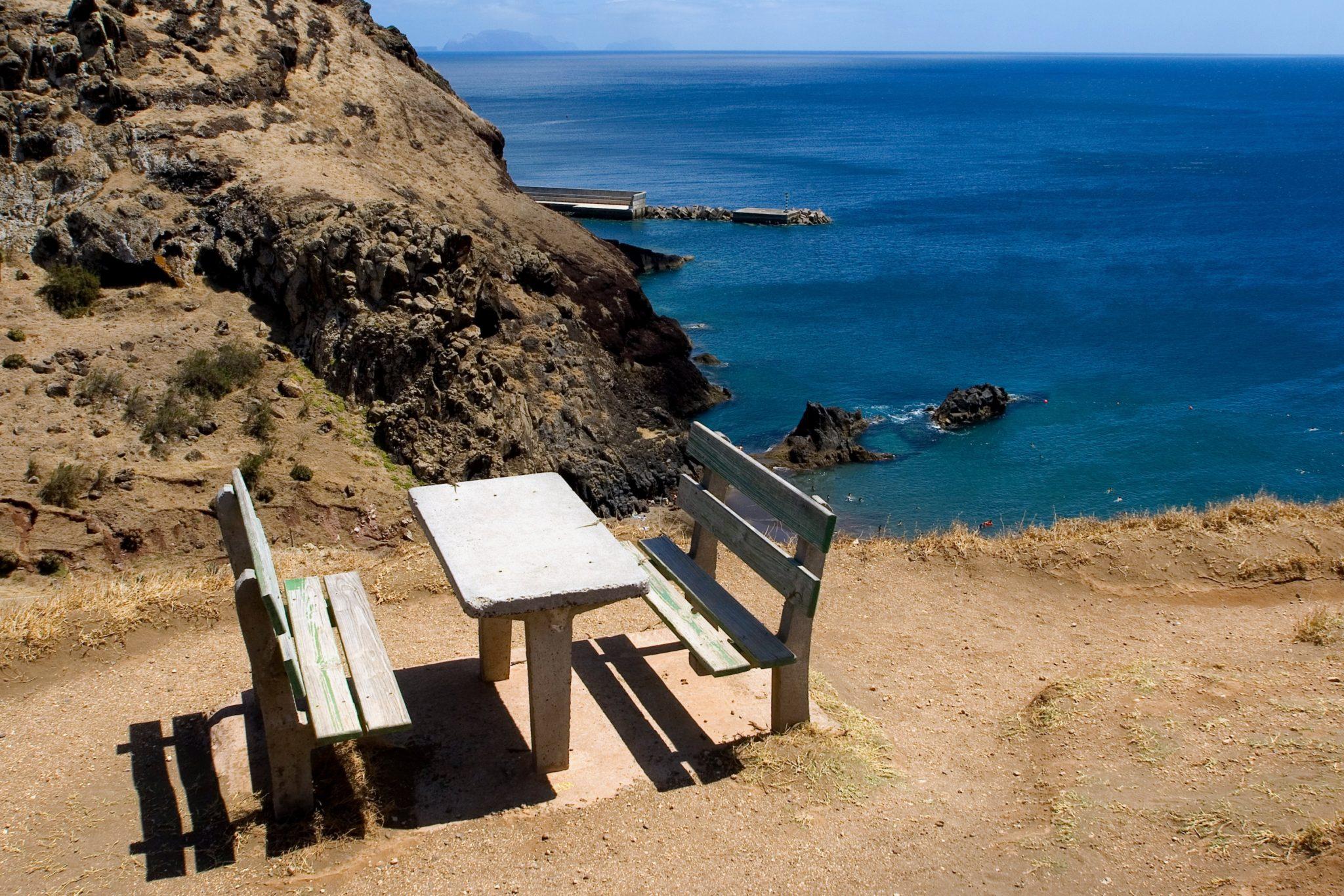 Madera - miejsca w europie gdzie jest ciepło w zimie
