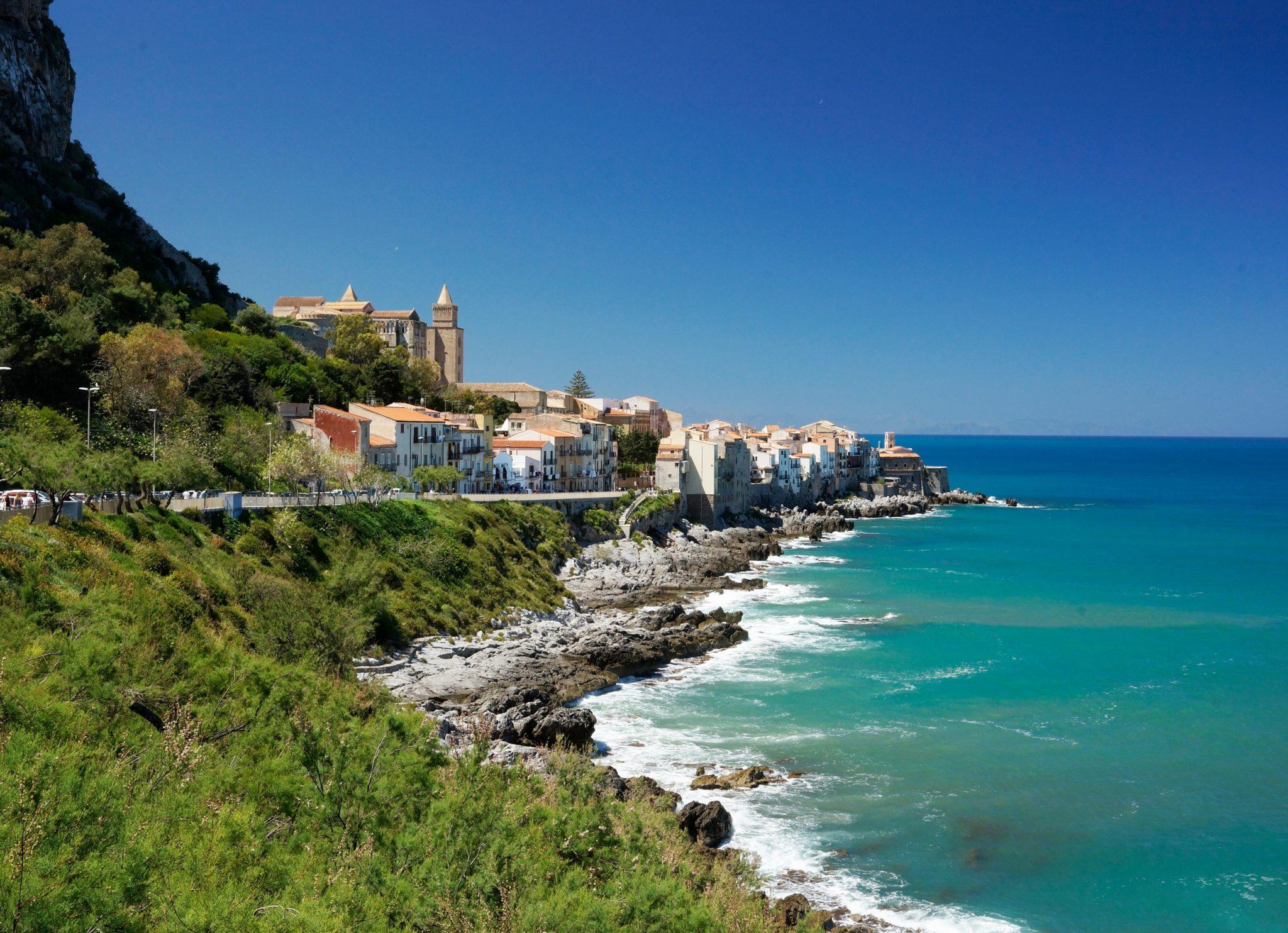 Sycylia - miejsca w europie gdzie jest ciepło w zimie