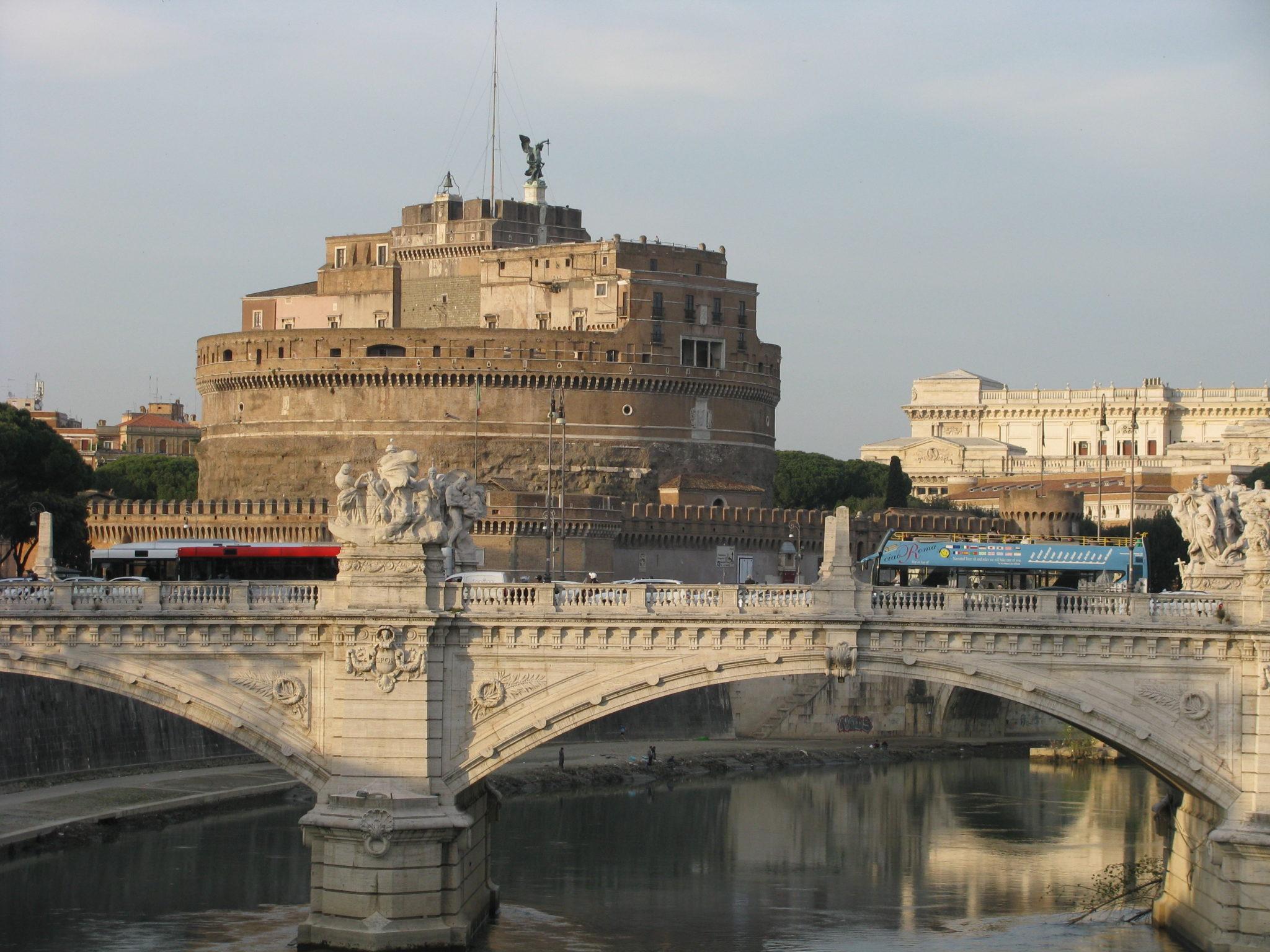 Zamek Świętego Anioła Rzym