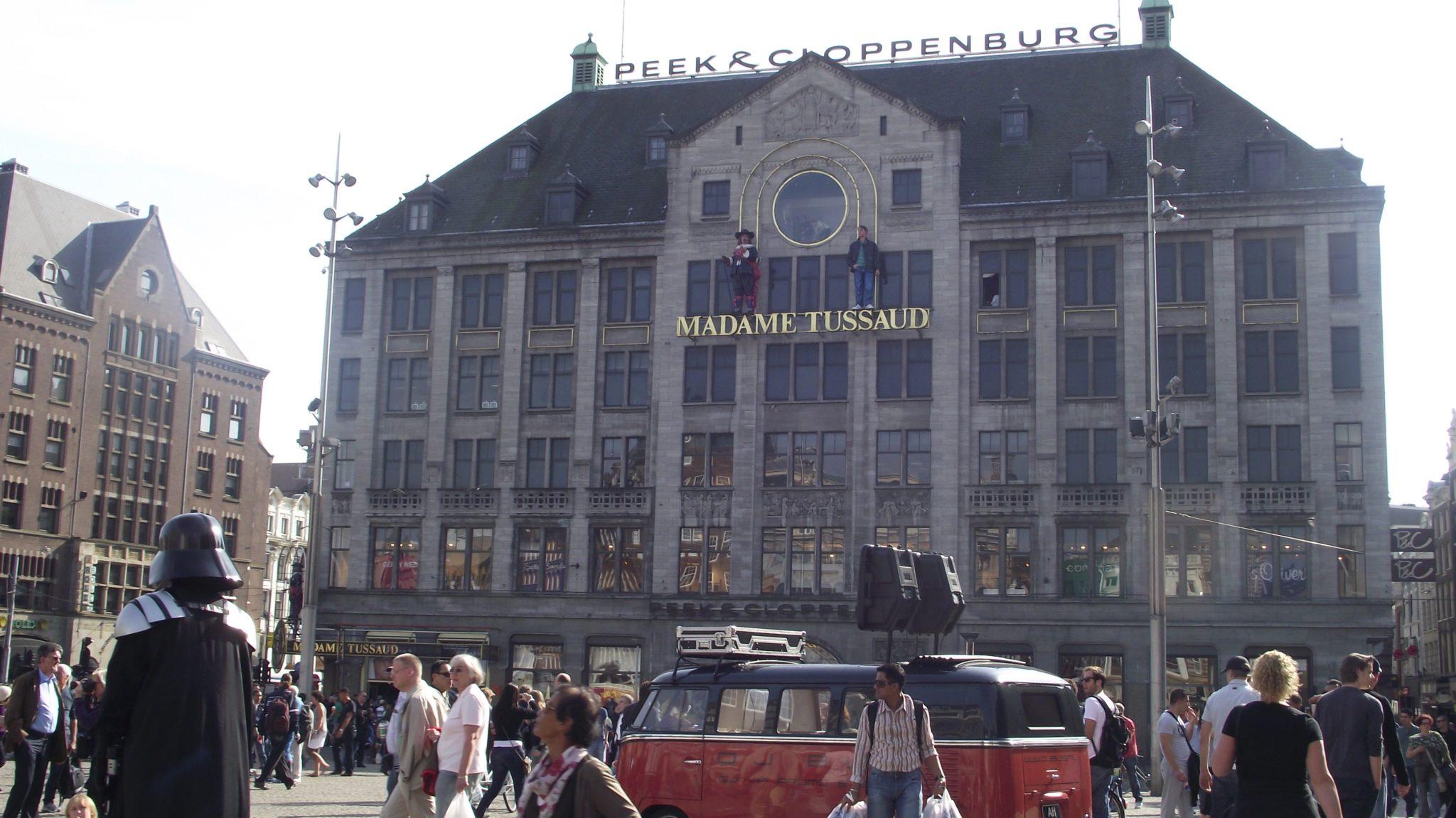 Maddam Tussaud Amsterdam