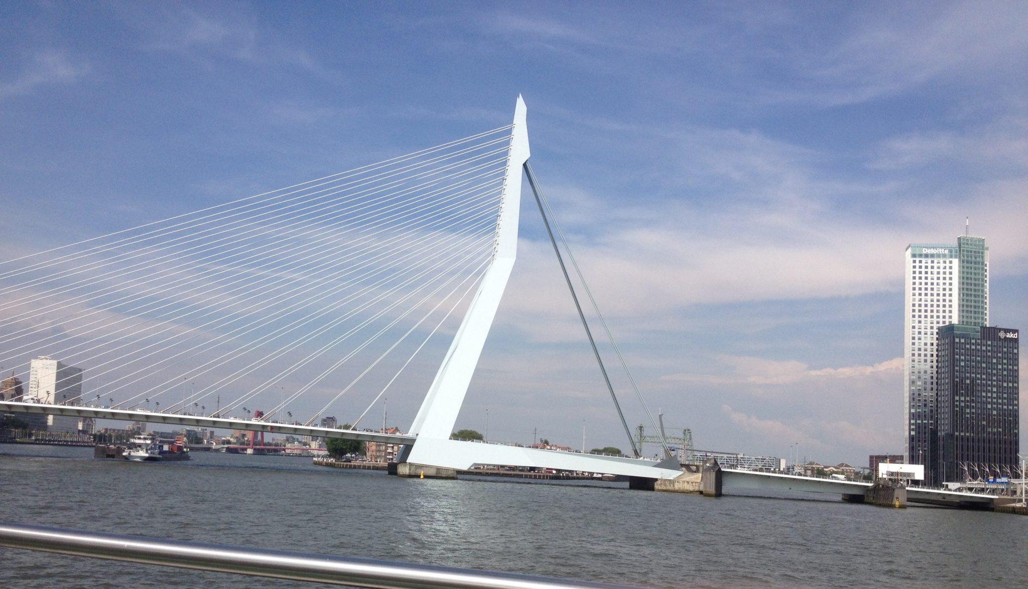most Erasmusburg Rotterdam