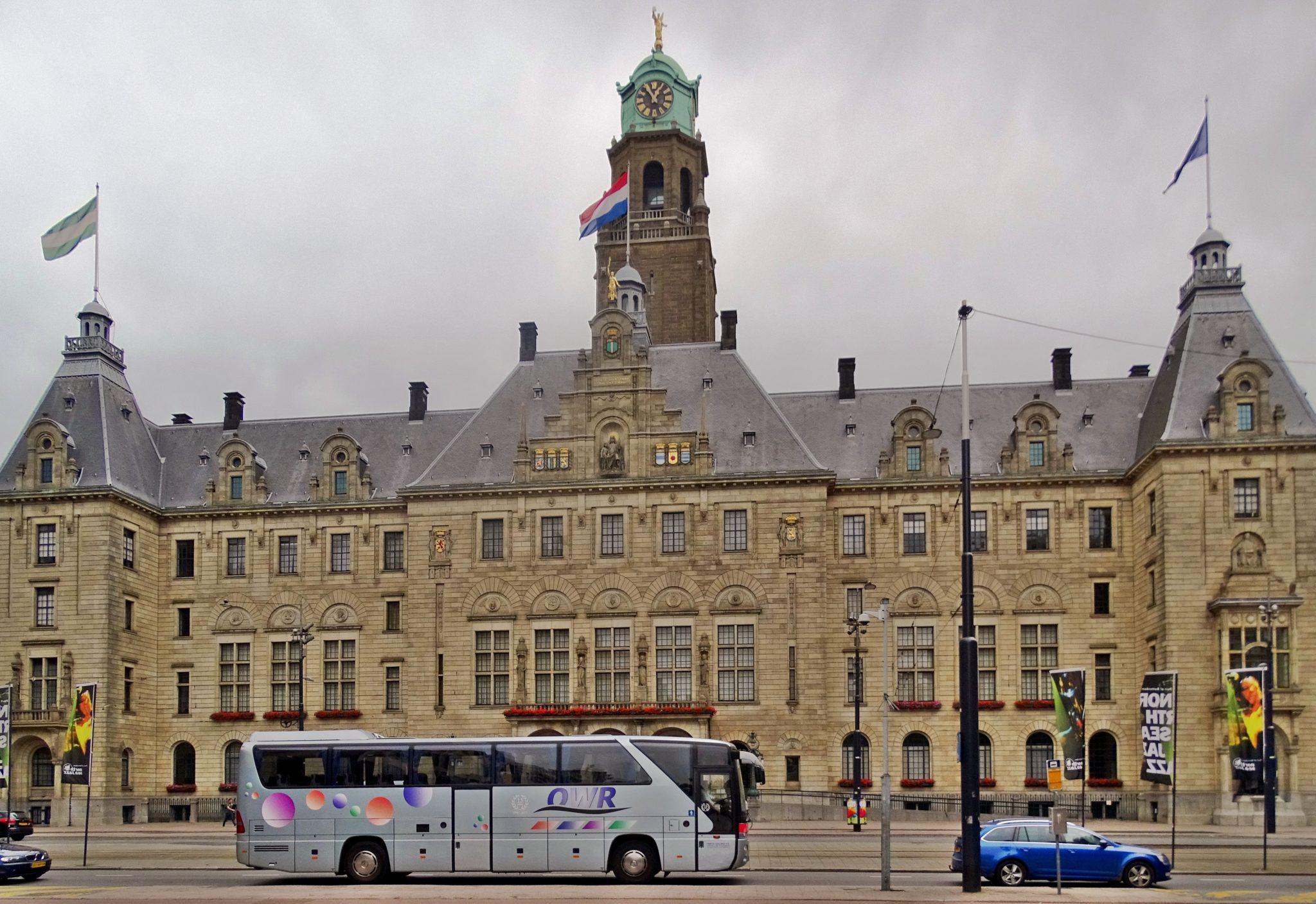 Ratusz Miejski Rotterdam