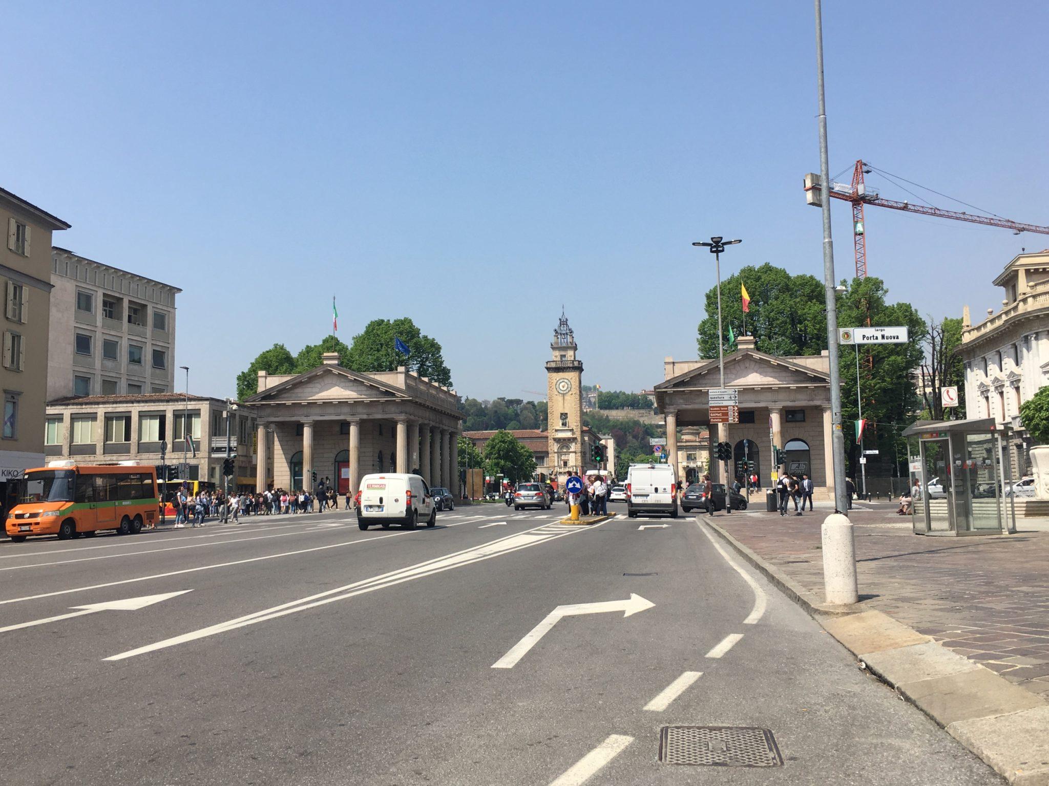 Bergamo Porta Nuovo