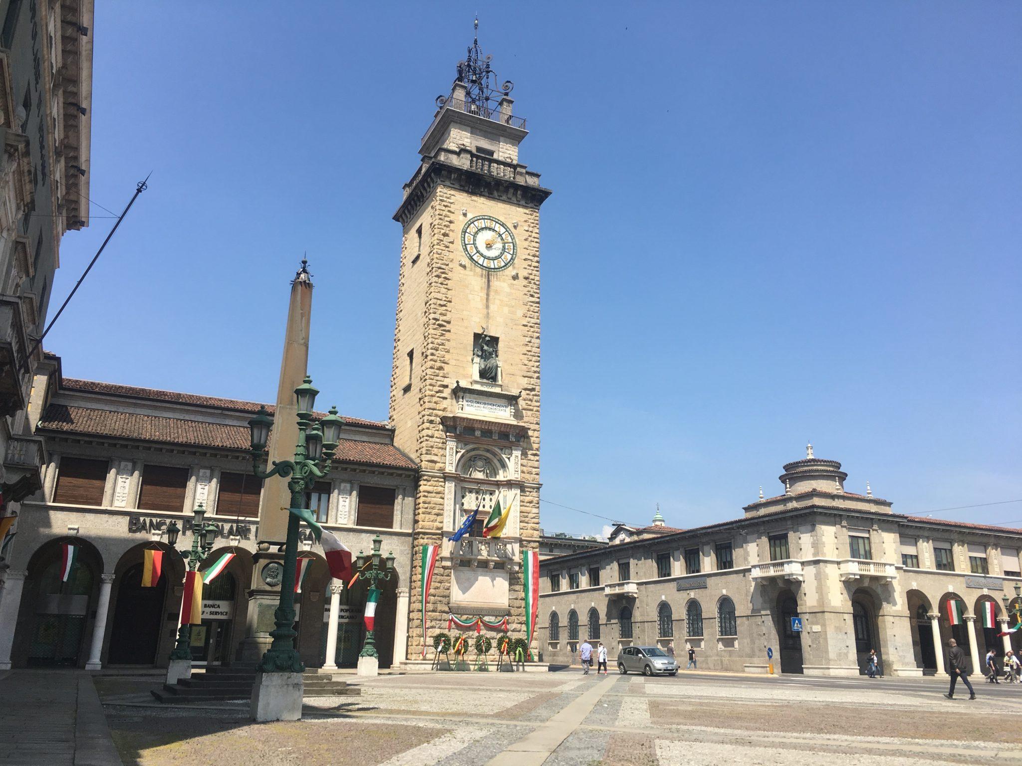 Bergamo zwiedzanie
