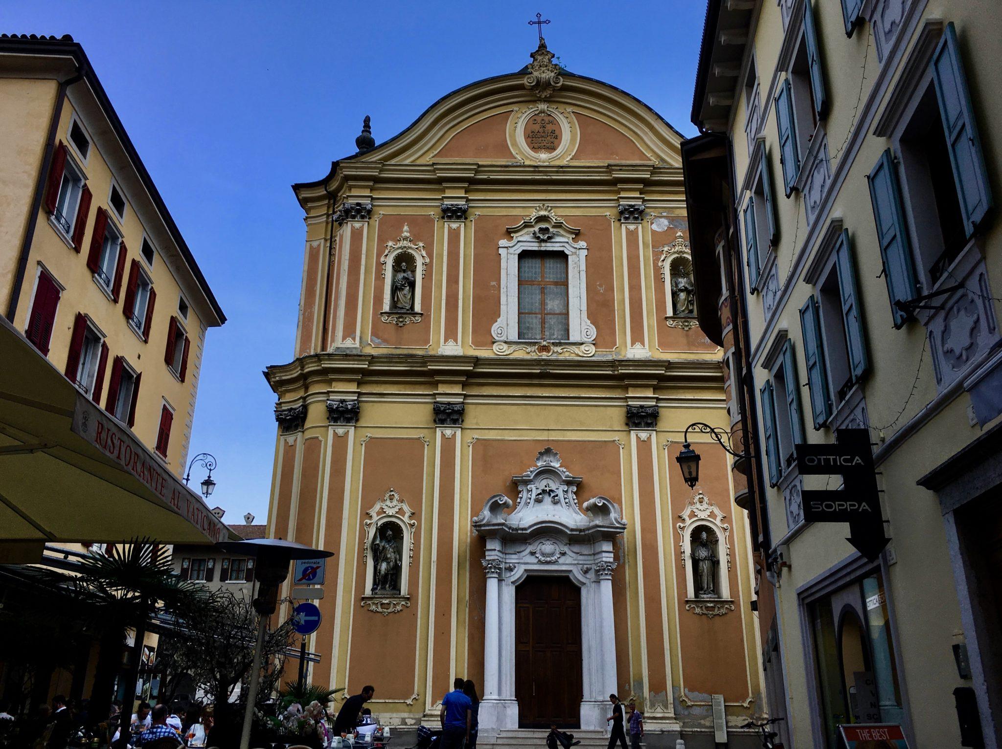 kościół Santa Maria Assunta