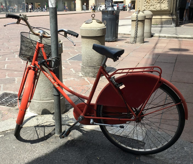 rower w Bolonii