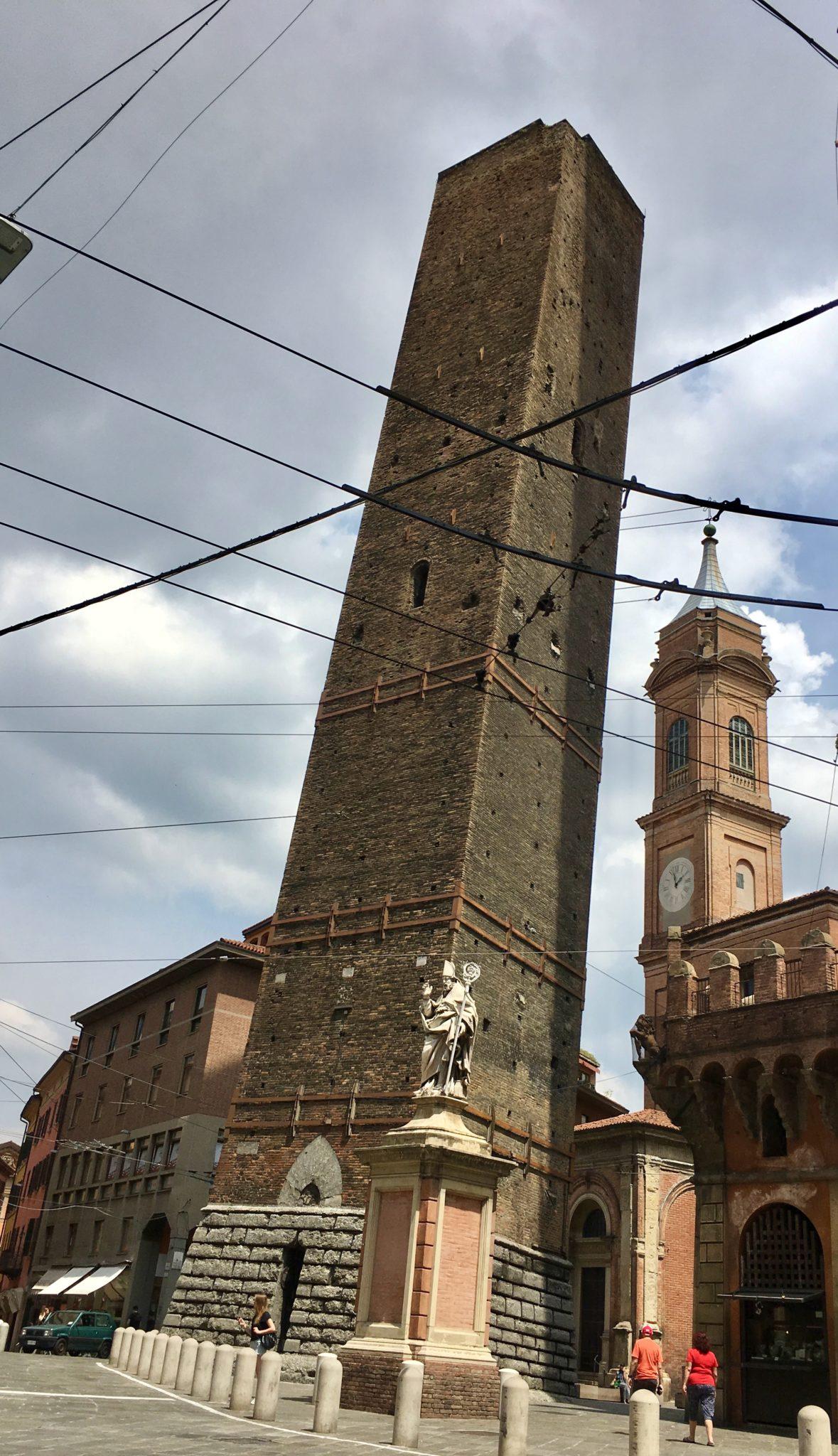 wieża Garisenda