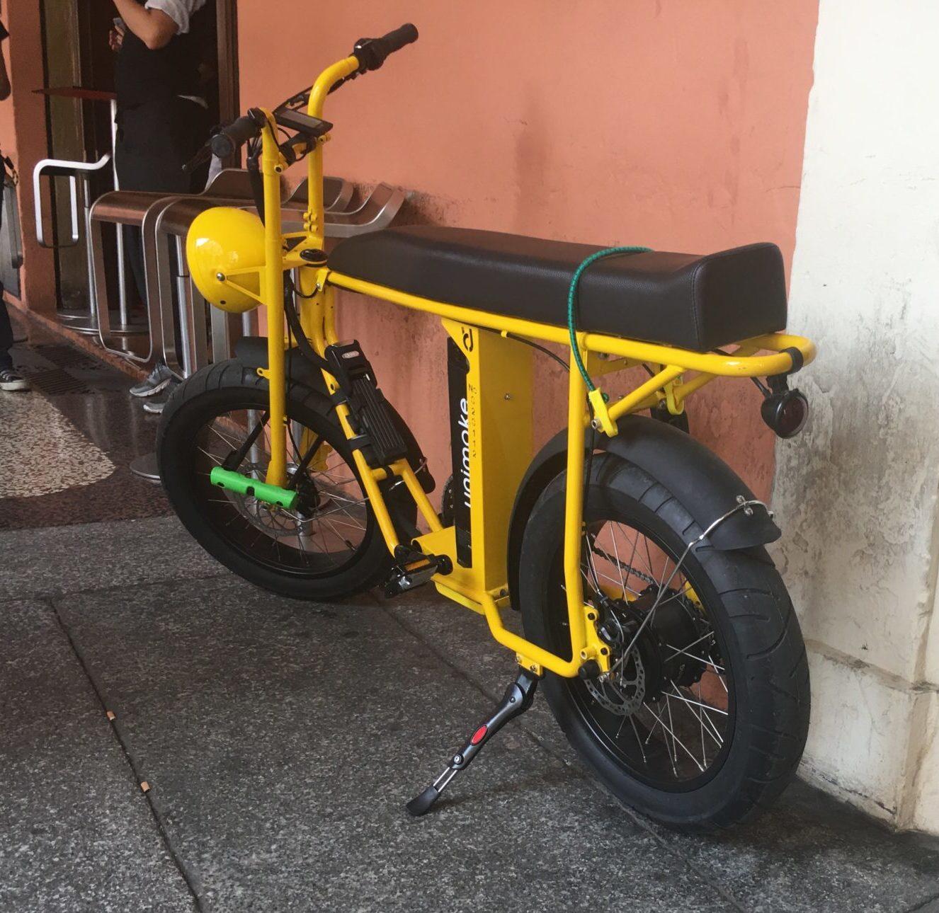 Boloński rower