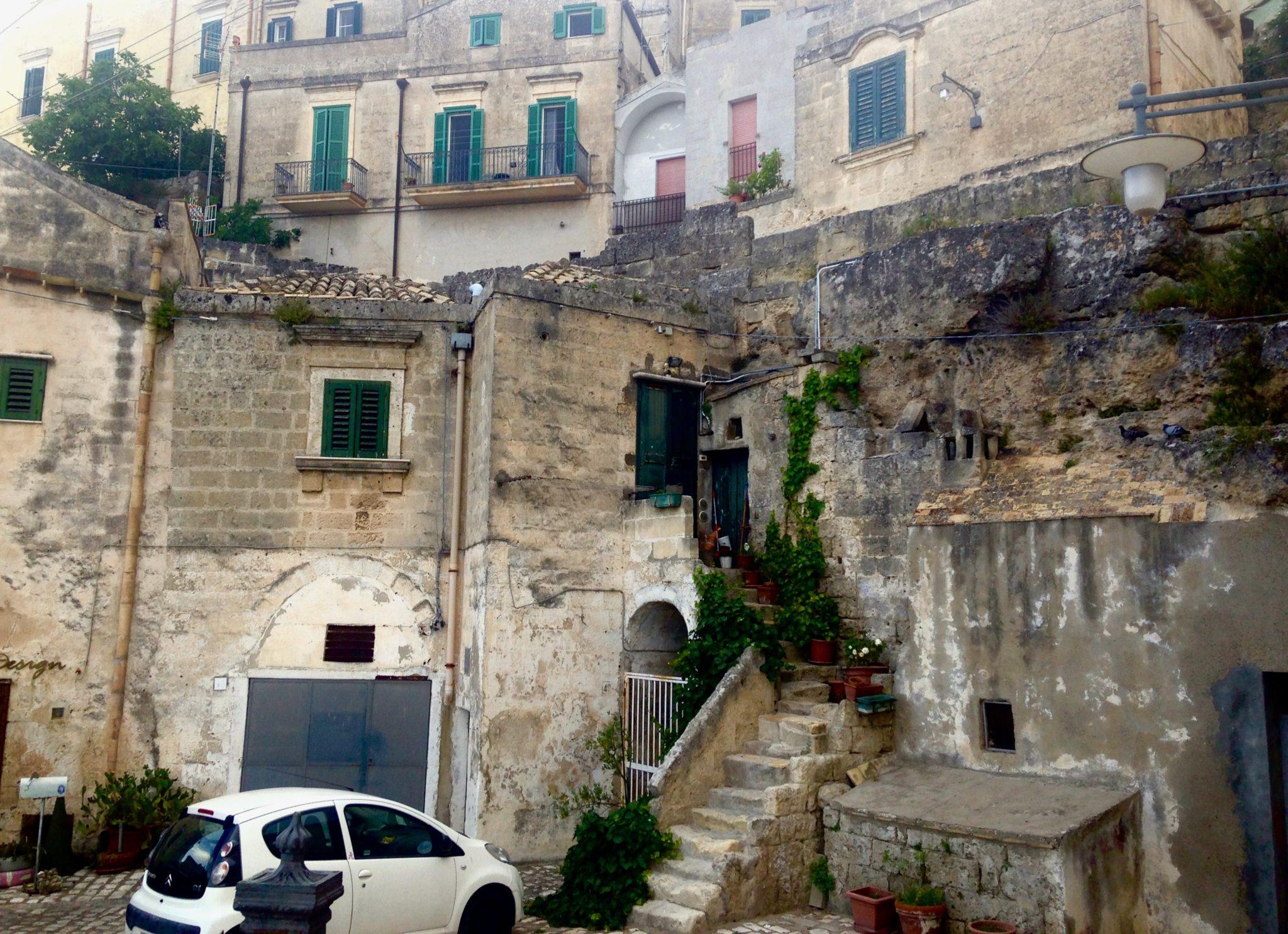 Matera stare miasto