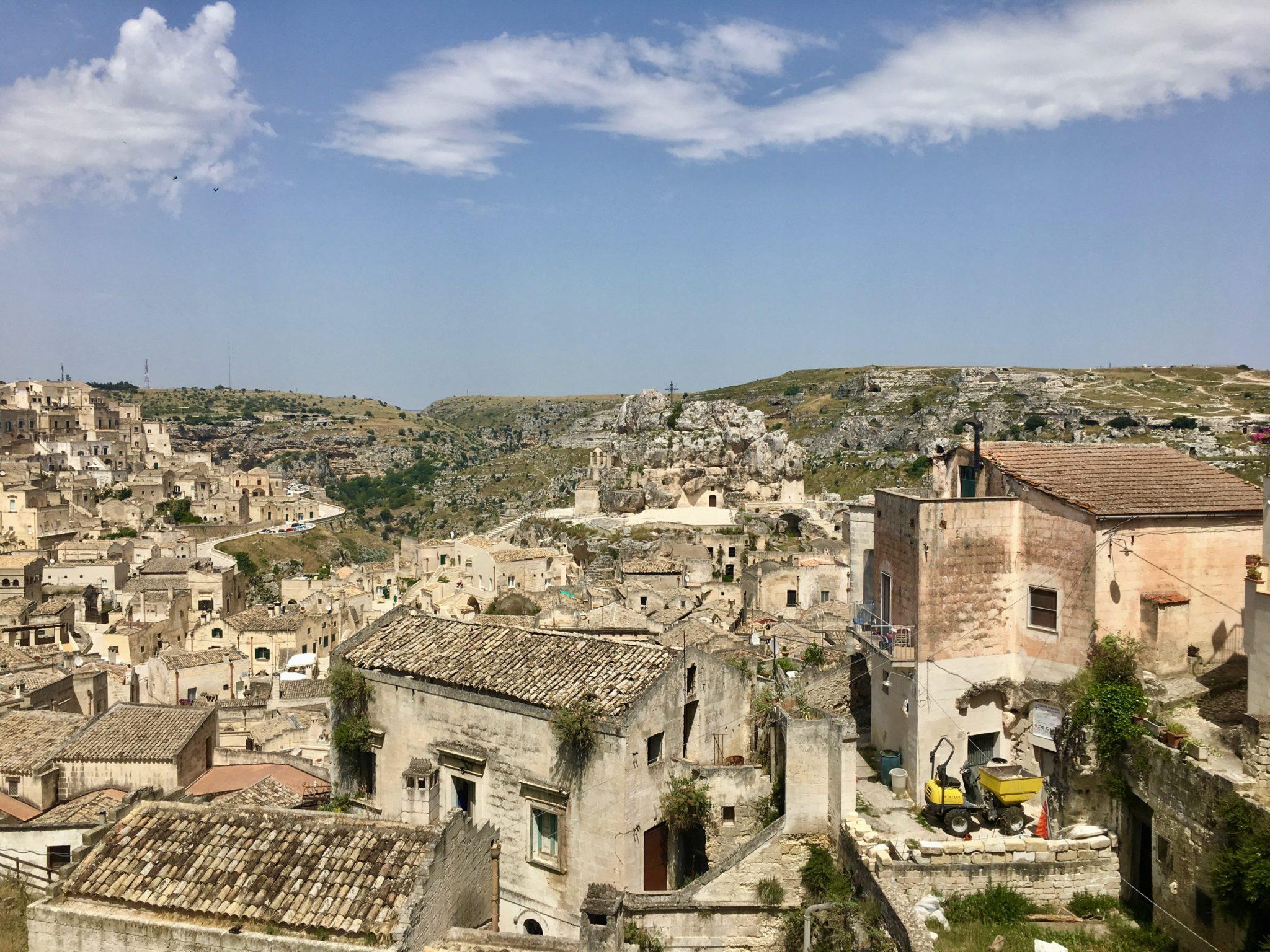 zwiedzanie Sassi di Matera