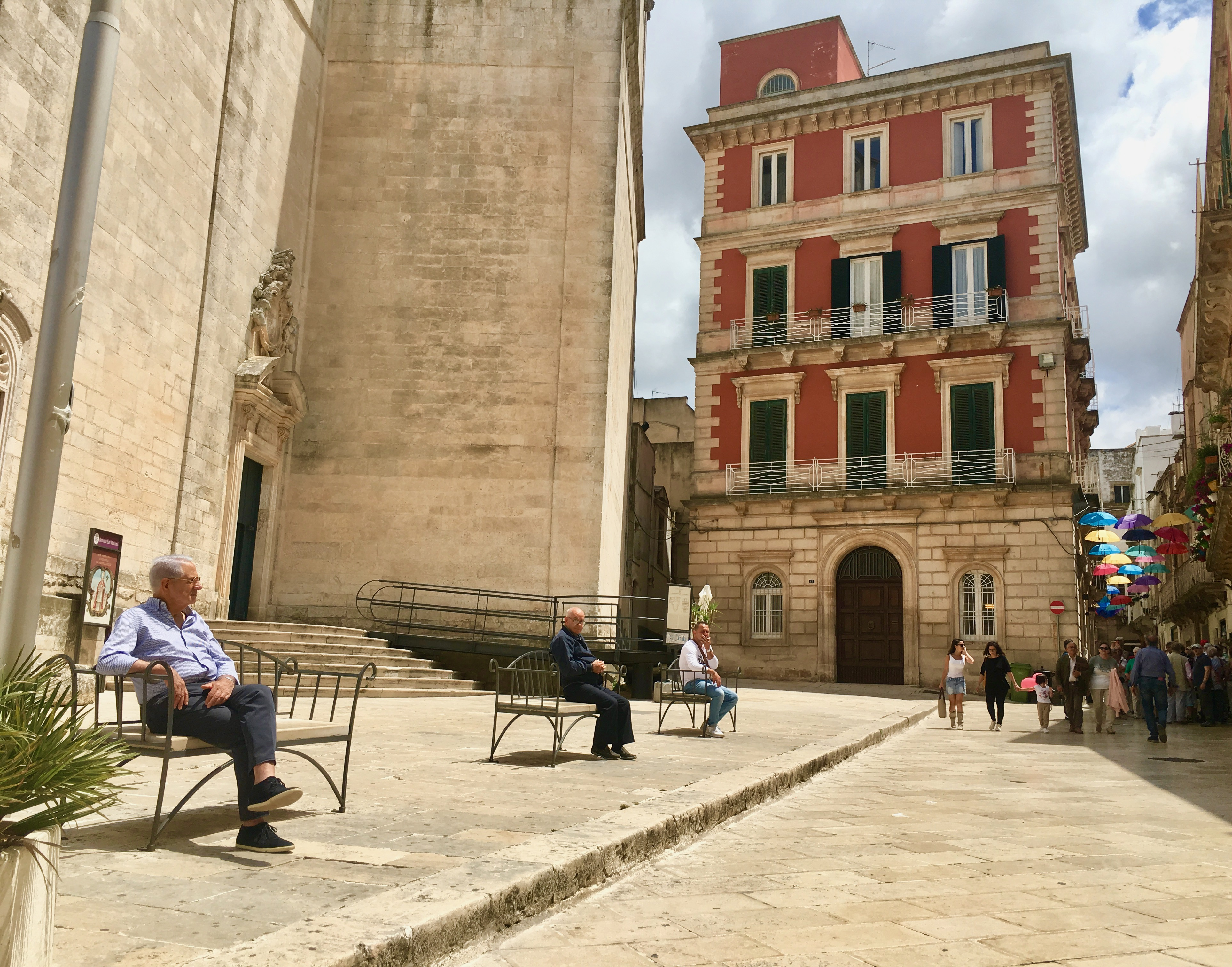 Martina Franca zwiedzanie barokowych budowli