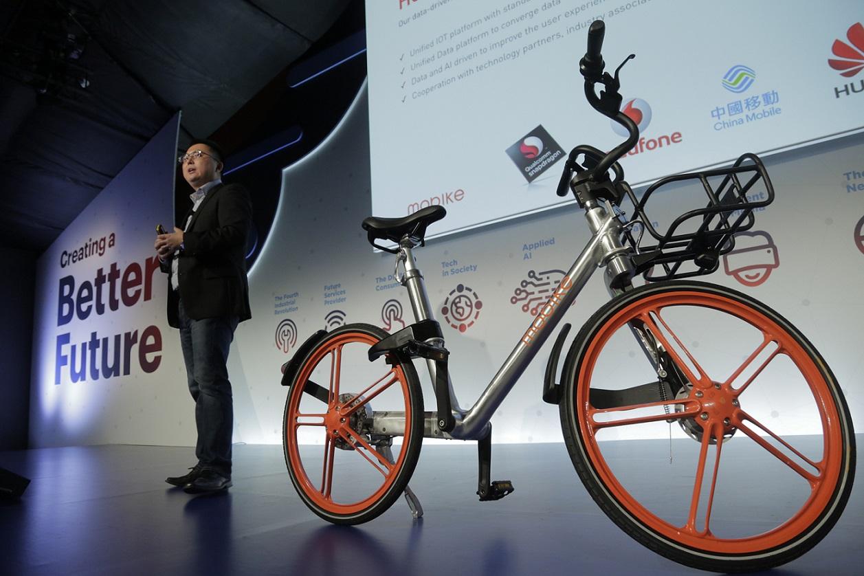 Mobike wynajem rowerów