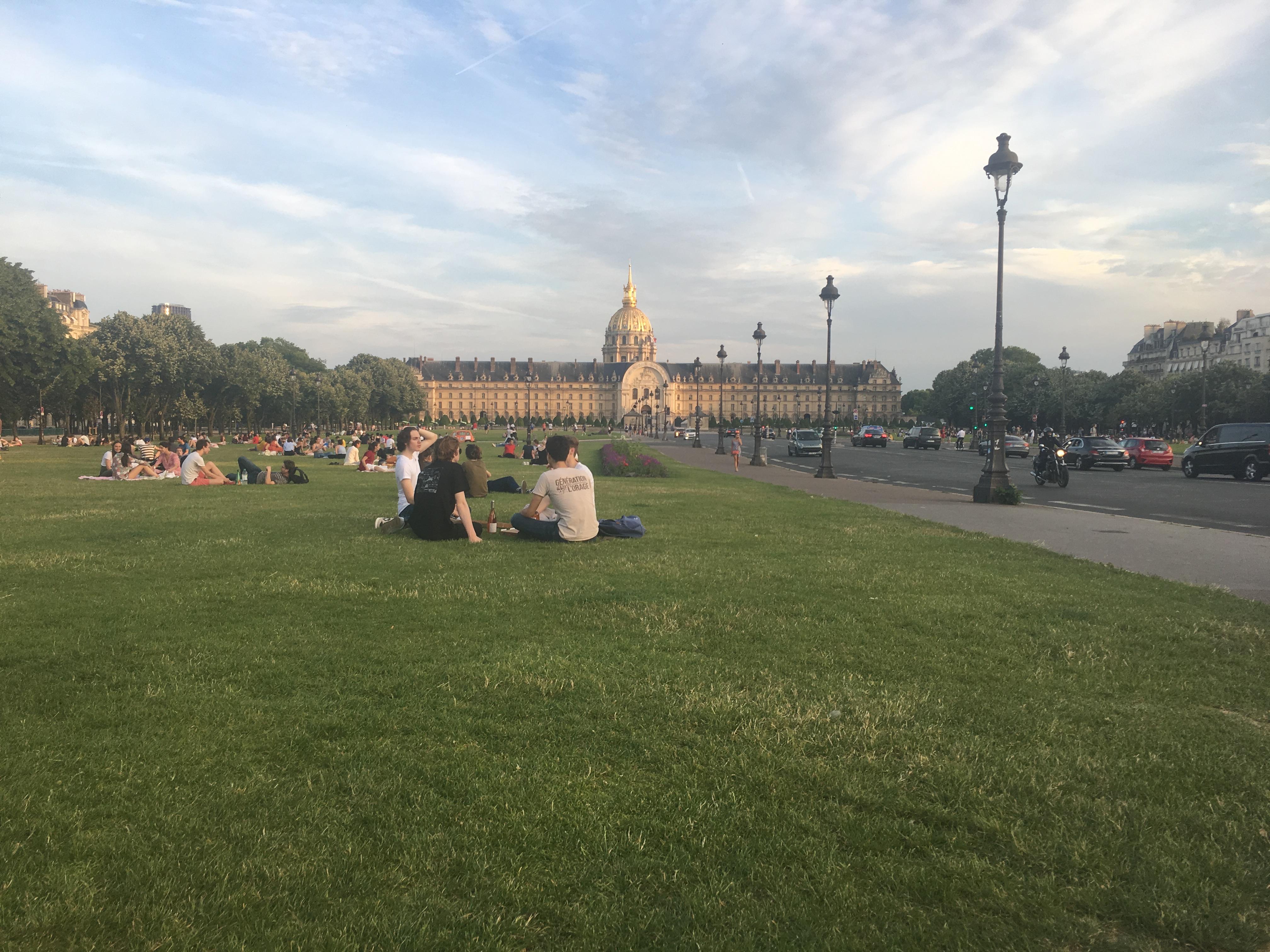 Pałac Inwalidów Paryż