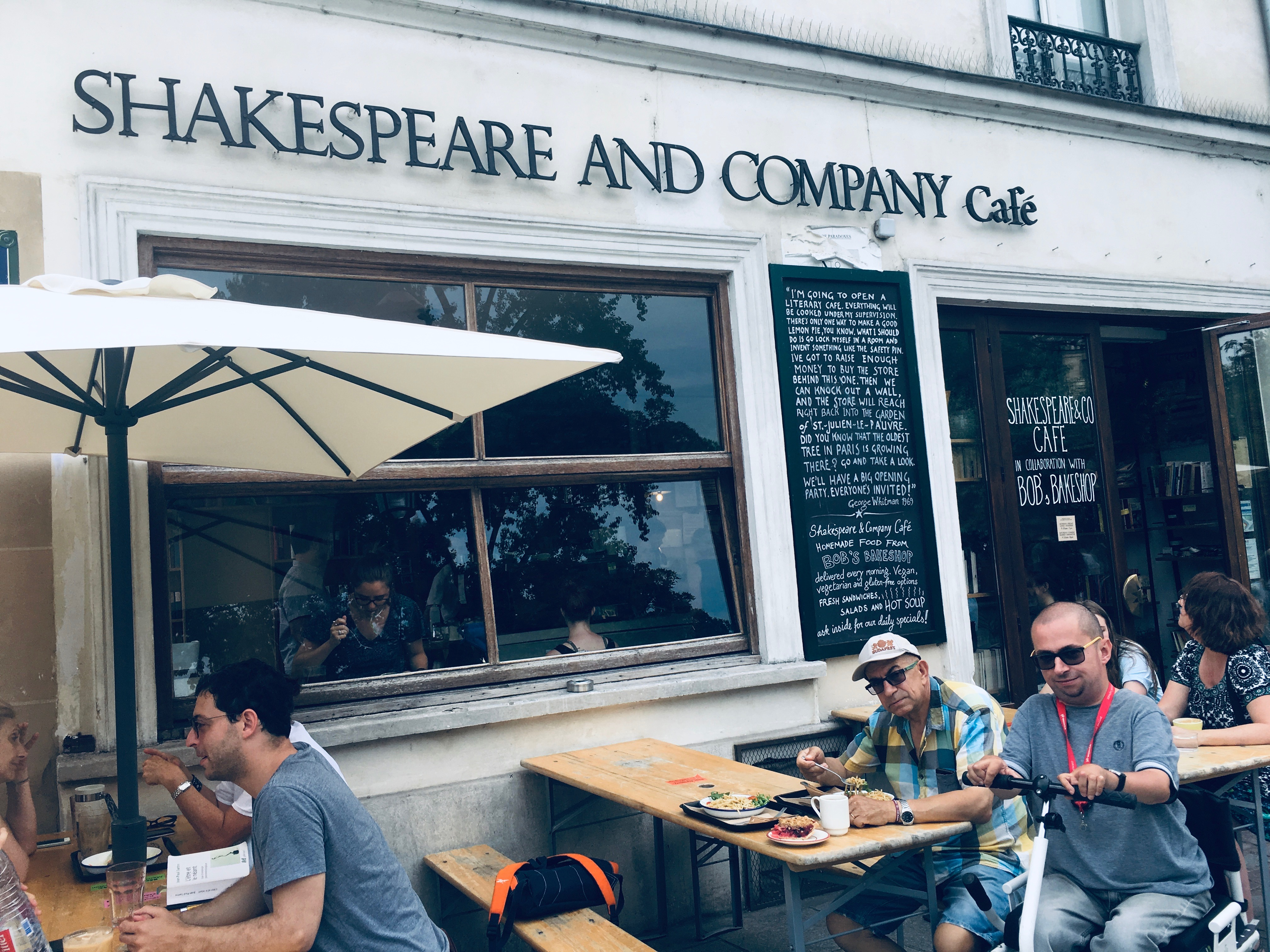 kawiarnia Paryż