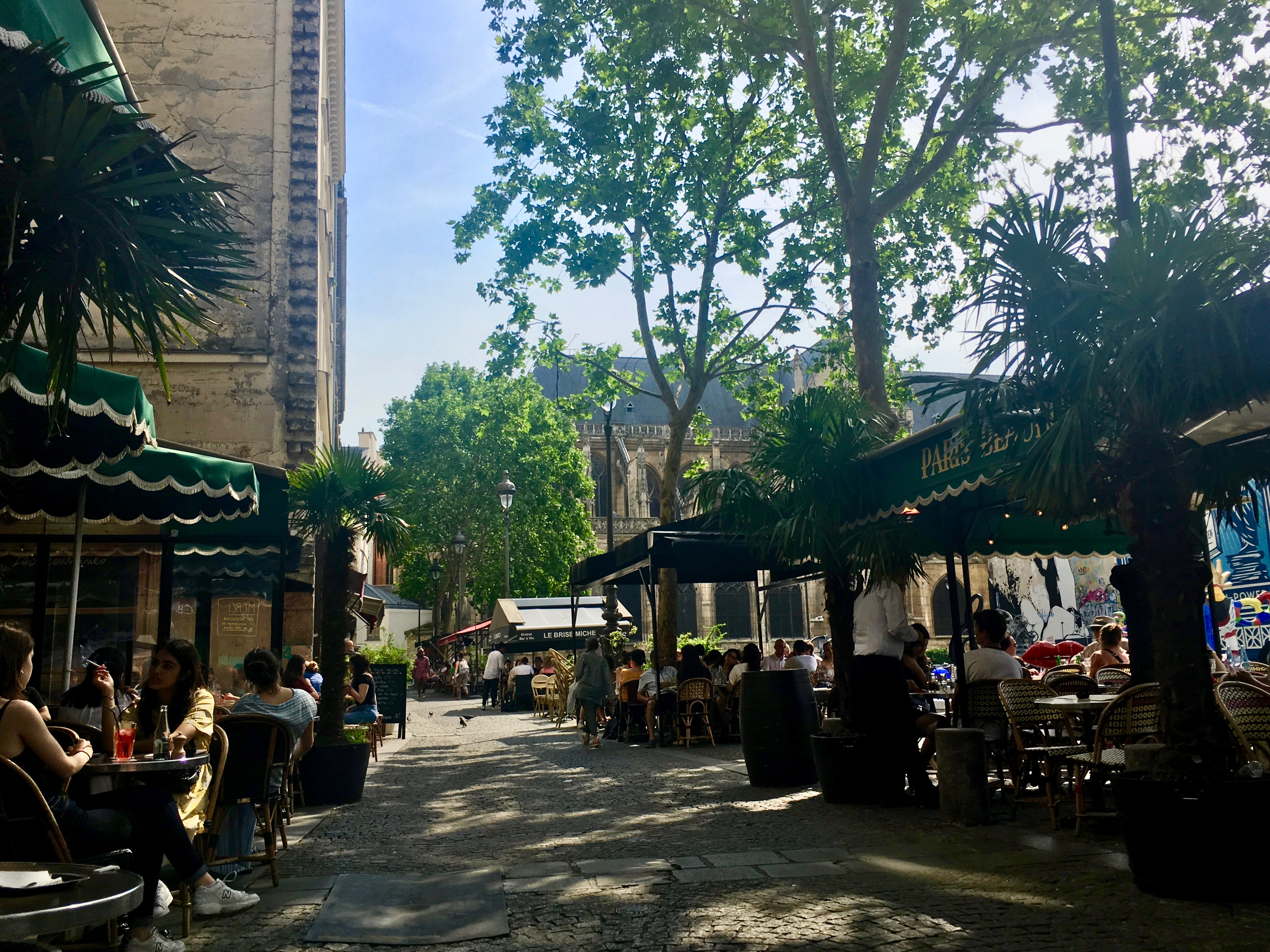 okolice Pompidou