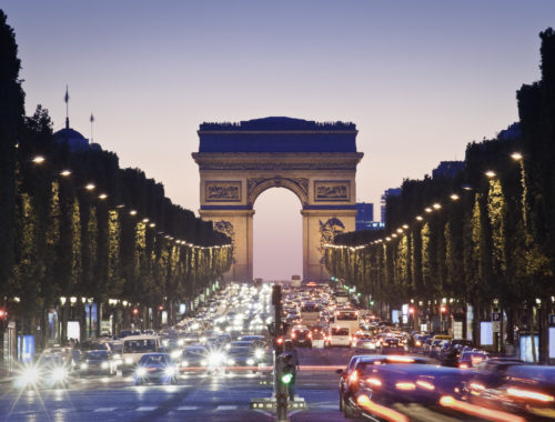 zwiedzanie Paryża w 3 dni