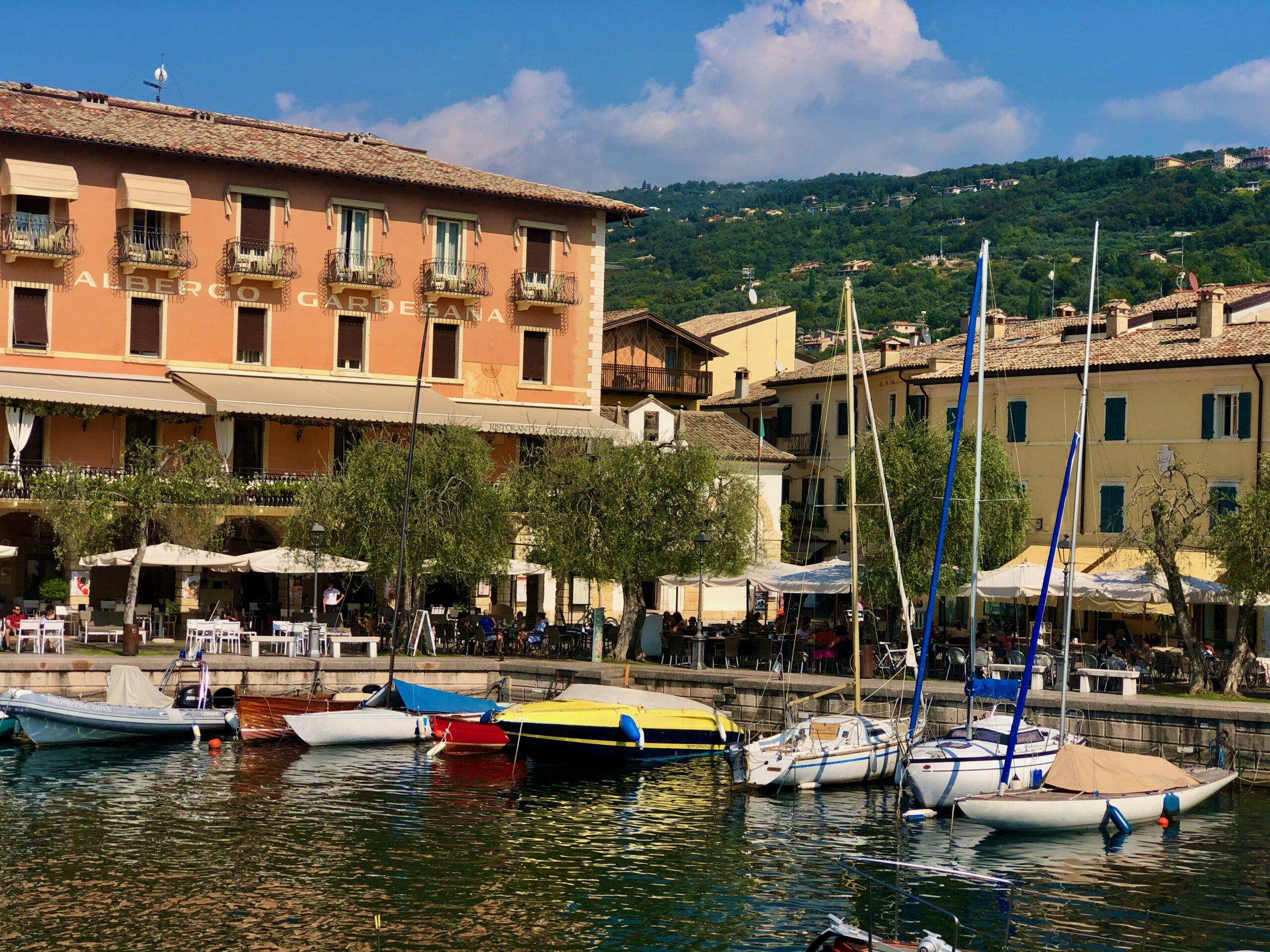 zwiedzanie jeziora Garda
