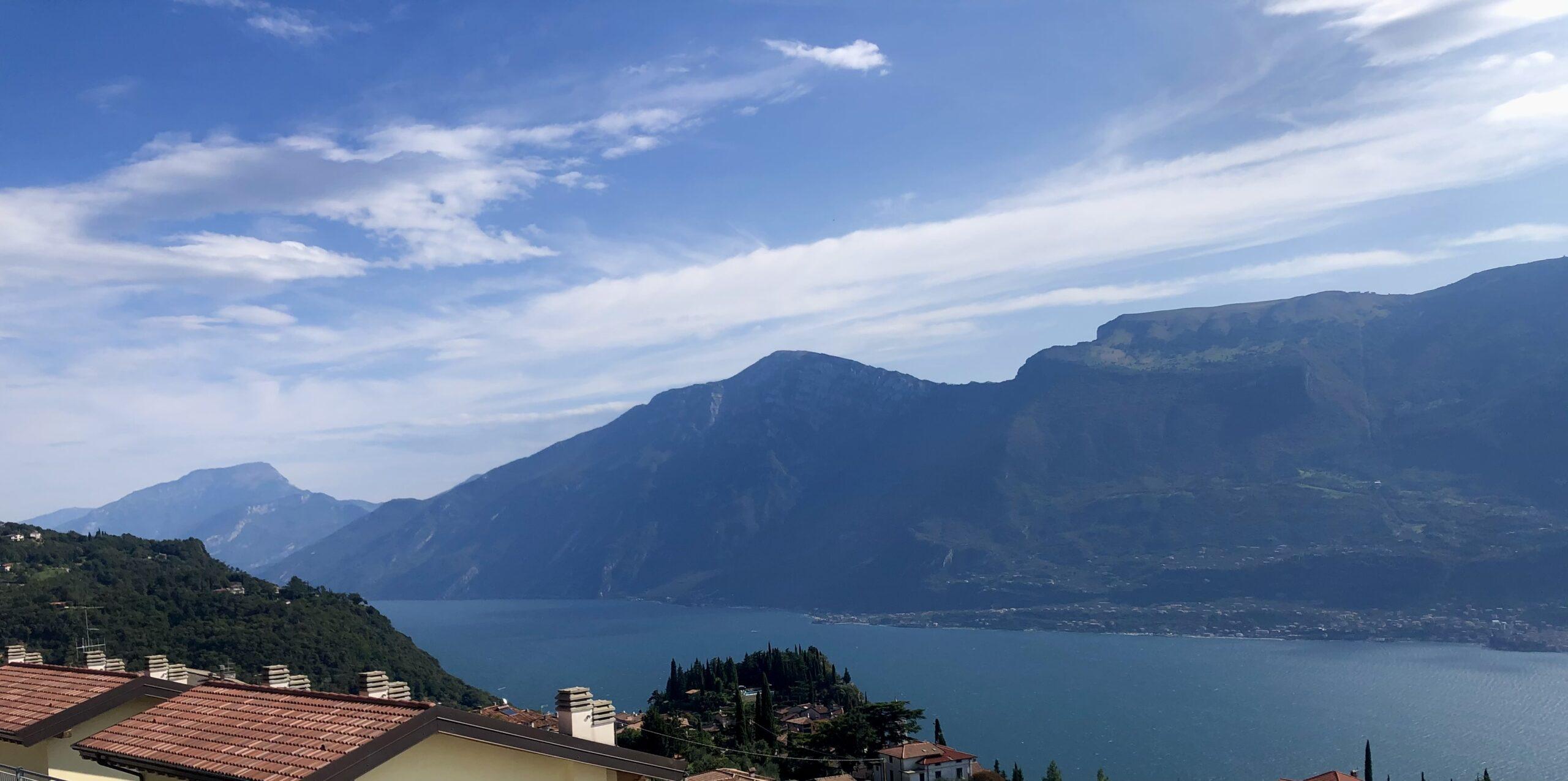 Jezioro Garda gdzie spać